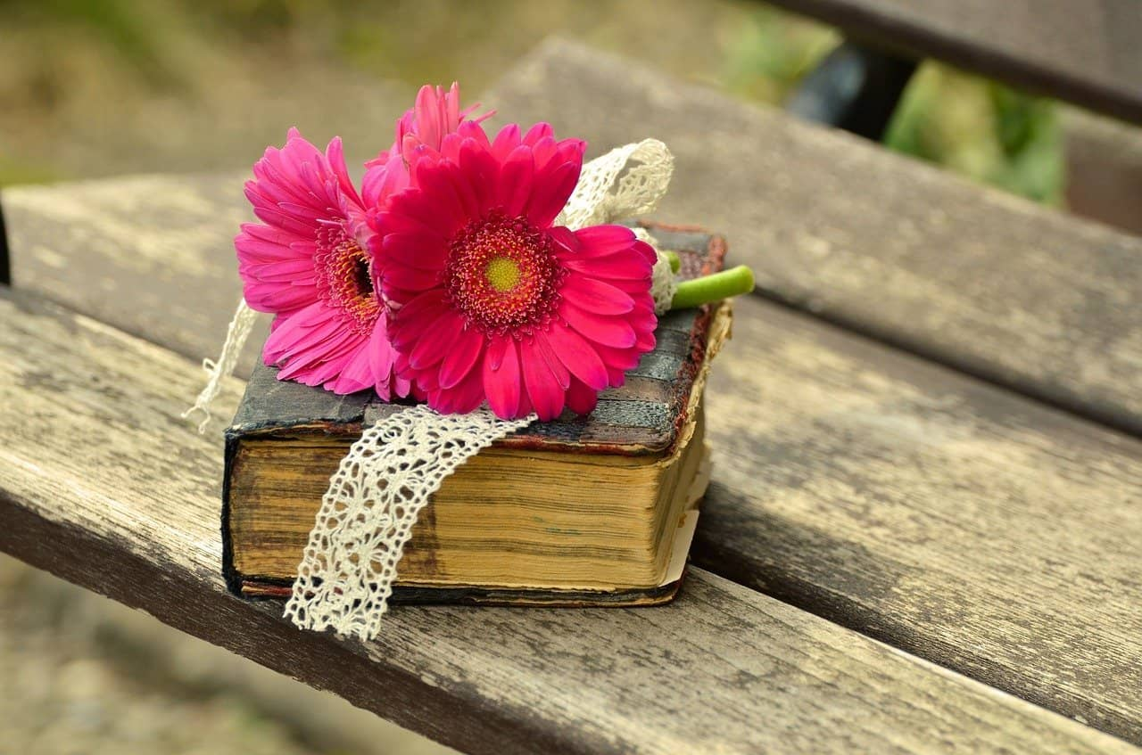 bible verses about flowers